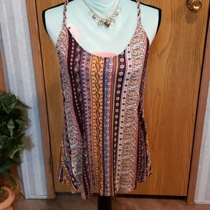 Rue 21 Tank Top Size Large